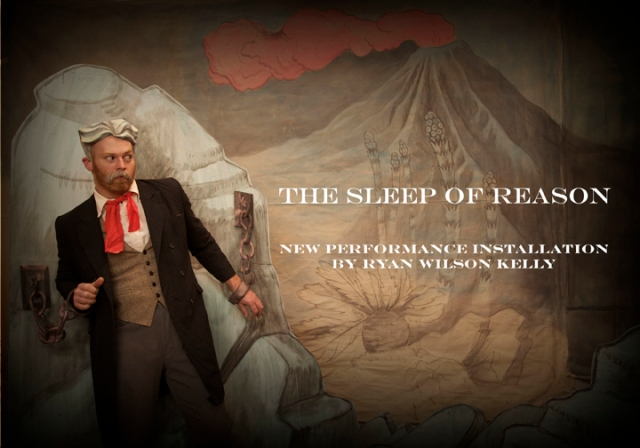 Ryan Wilson Kelly The Sleep of Reason