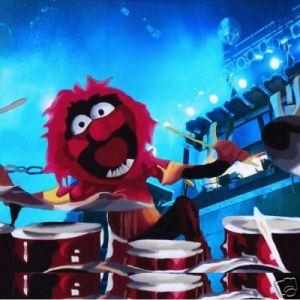 "Sesame Street's ""Animal"""