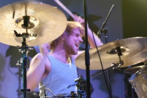 "Black Box Revelation's ""Animal"" (Drummer, Dries Van Dijck)"
