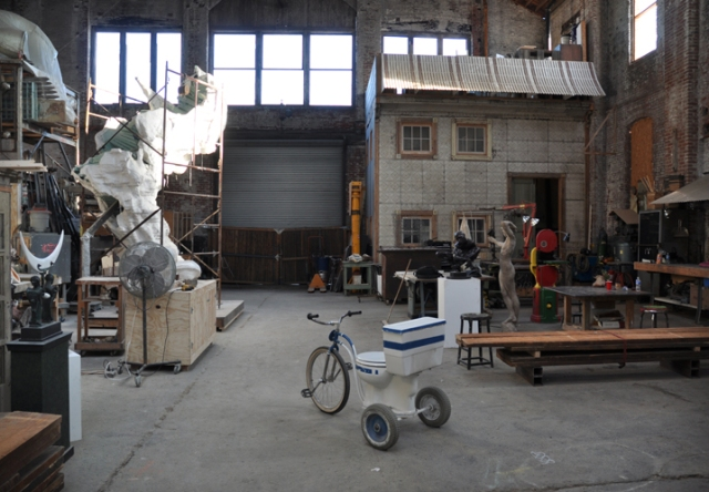 Traction Company, Studio View, 2013