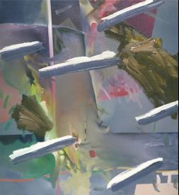 Gerhard Richter, Abstraktes Bild (Abstract Painting), 1976