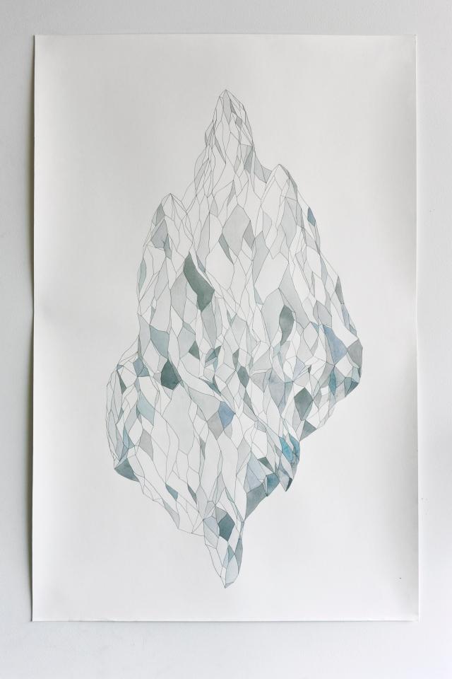 Fragmented I, 2014.